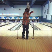 Photo taken at West Seattle Bowl by Colin D. on 10/14/2011
