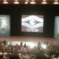 Photo taken at Uluslararasi Randevu Film Festivali by Sila V. on 12/14/2011