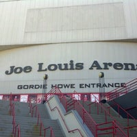 Photo taken at Joe Louis Arena by Jeffery F. on 6/26/2012
