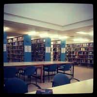 Photo taken at Perpustakaan Kampus (Campus Library) by TheHazriq S. on 4/16/2012