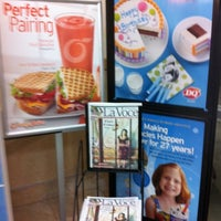Photo taken at Dairy Queen by Katerina G. on 11/12/2011