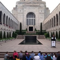 Photo taken at Australian War Memorial by Craig B. on 10/27/2011