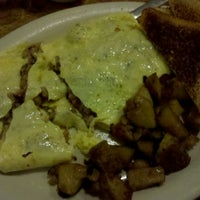 Photo taken at Monica's State St. Diner by Jackie R. on 10/21/2011