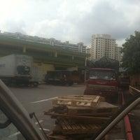 Photo taken at Multi-storey Car Park (No. KBM) by Faz g. on 10/22/2011