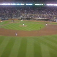 Photo taken at Target Plaza @ Target Field by Ray C. on 8/28/2012