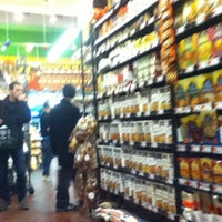 Photo taken at Fairway Market by Ma'ayan P. on 12/23/2011