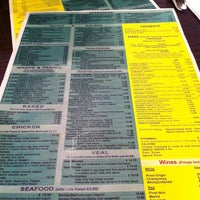Photo taken at Panico's Brick Oven Pizzeria by Glenn M. on 1/13/2012