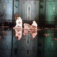 Photo taken at Temple Square by R P. on 12/16/2011