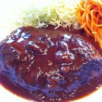 2/16/2011にeijitomがびーふてい 中目黒店で撮った写真