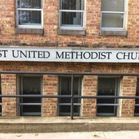 Photo taken at First United Methodist Church Of Champaign by Jill on 7/20/2011