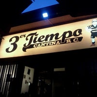 Photo taken at Tercer Tiempo Cantina RC by Martin M. on 11/7/2011