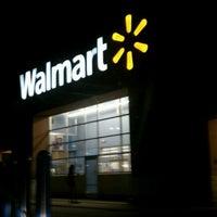 Photo taken at Walmart by Phil G. on 7/3/2012