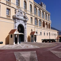 Photo taken at Palais Princier de Monaco by Marc C. on 8/19/2011