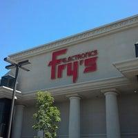 Photo taken at Fry's Electronics by Brett B. on 7/26/2012