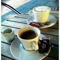 Photo taken at Cafe43 by Aneta V. on 8/28/2011