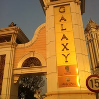 Photo taken at Galaxy Macau 澳門銀河渡假綜合城 by Kenny C. on 10/18/2011