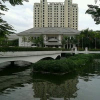Photo taken at InterContinental by Mama Mia on 6/28/2012