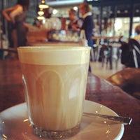 Photo taken at Market Lane Coffee by John A. on 11/15/2011