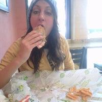 Photo taken at Subway by Lori M. on 11/25/2011
