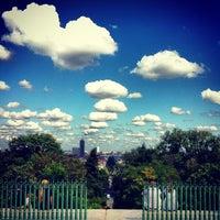 8/18/2012 tarihinde Alessandro B.ziyaretçi tarafından Viktoriapark'de çekilen fotoğraf