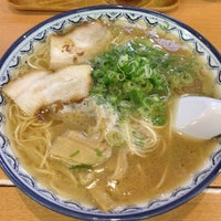 "Photo taken at Ganso Akanoren Setchan Ramen by Kaz ""MAB"" Y. on 7/18/2012"