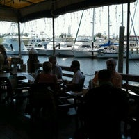 Photo taken at Pilot House Marina & Restaurant by Michael R. on 2/25/2012