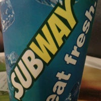 Photo taken at Subway by Dave V. on 6/28/2012