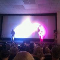 Снимок сделан в Центр российской кинематографии «Художественный» пользователем Andrey S. 5/11/2012