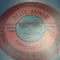 Photo taken at Blue Moon Mexican Cafe by Joseph T. on 3/17/2012