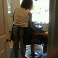 Photo taken at Diane's Hair Salon by Jessica G. on 9/1/2011