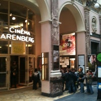 Photo taken at Cinema Arenberg by eric e. on 9/21/2011