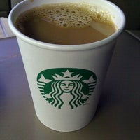 Photo taken at Starbucks by Stef ツ. on 1/12/2012