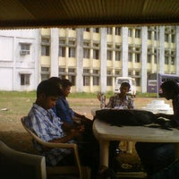 Photo taken at Alamuri Ratnamala Institute Of Engineering & Technology by Mayukh C. on 10/11/2011