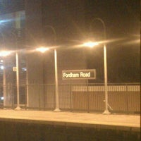 Photo taken at MTA Subway - Fordham Rd (4) by Louie D. on 10/10/2011