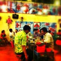 Photo taken at Midnight Restaurant by Eduardo D. on 2/3/2012
