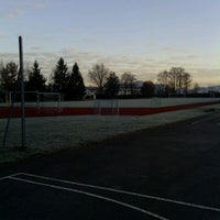 Photo taken at PG Liefering by Alex S. on 11/21/2011