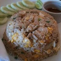 Photo taken at Patcharee Vietnamese Kitchen by Krittinee N. on 4/27/2011