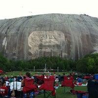 Foto tomada en Stone Mountain Park por Klaus F. el 7/14/2012