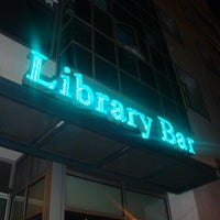 Photo taken at Library Bar by Party Earth on 6/27/2012