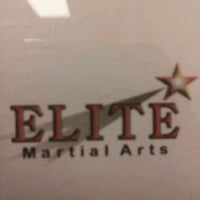 Photo taken at Elite Martial Arts by Christina M. on 5/15/2012