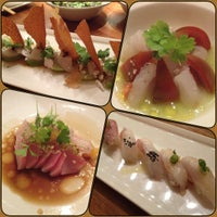 Photo taken at Uchiko by Neil P. on 8/18/2012