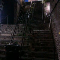 Photo taken at Stairs Of Death by Bryant E. on 3/22/2012
