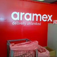 Photo taken at aramex by The U. on 1/14/2012