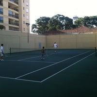 Photo taken at Tenis - Quadra NYC by Fernando R. on 4/30/2011