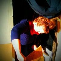 Photo taken at LoBot Gallery by Ryan N. on 9/19/2011