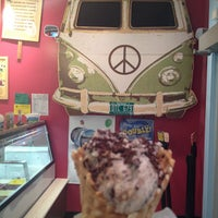 Photo taken at Ben & Jerry's by Guf G. on 11/23/2011