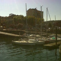 Photo taken at Porto Labieno by Tommaso S. on 9/13/2011