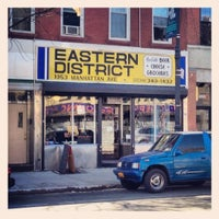 Photo taken at Eastern District by Cynthia D. on 4/7/2012