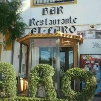 Photo taken at Bar Restaurante El Faro by Pablo F. on 9/8/2011