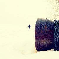 Das Foto wurde bei Quai du lac des battures von Martin R. am 2/15/2012 aufgenommen